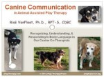 Canine Communication in AAPT
